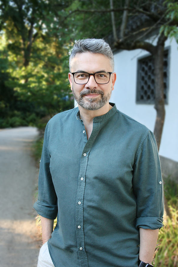 Holger Volland, Foto: Manuel Rauch