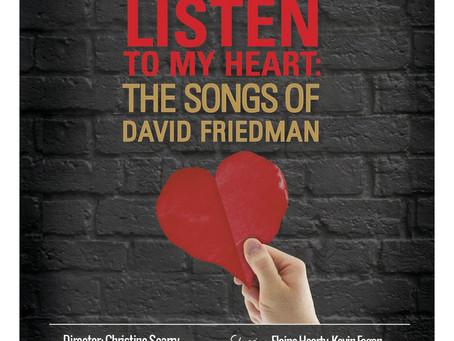 Listen To My Heart - National Tour