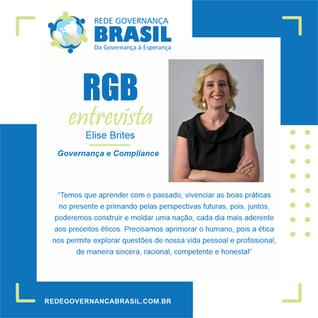 Governança e Compliance: Uma entrevista com Elise Brites