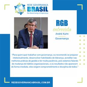 Governança: Entrevista com Diretor Presidente da Valec, André Kuhn