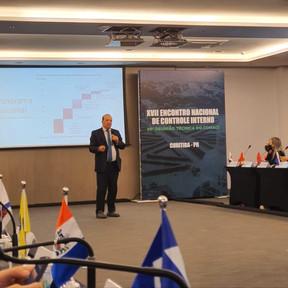 RGB destaca desafios e benefícios da governança em evento do Conaci
