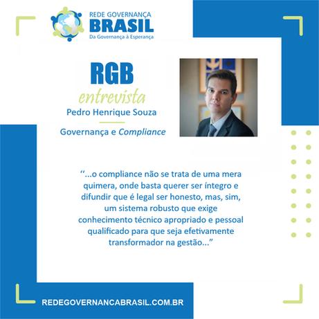 RGB Entrevista com Pedro Henrique Souza