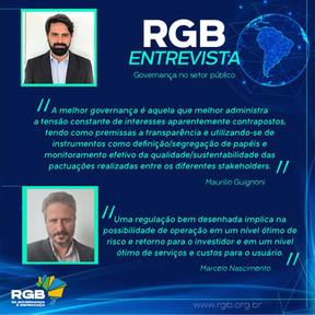 RGB Entrevista com Maurilio Guignoni Dutra e Marcelo Machado Nascimento