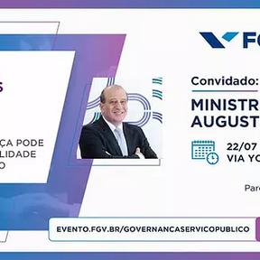 Governança para fortalecer a qualidade do serviço público, em debate online e gratuito da FGV EPPG