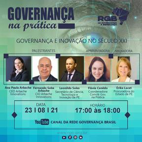 Governança e Inovação no Século XXI