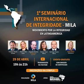 1° Seminário Internacional de Integridade