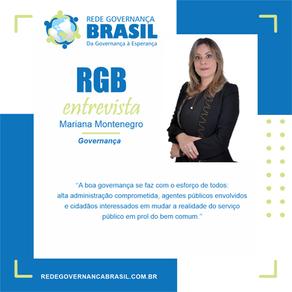 Governança: RGB Entrevista Mariana Montenegro