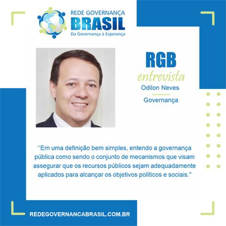 Em entrevista à RGB, o Doutor em Ciência da Informação, Odilon Neves: