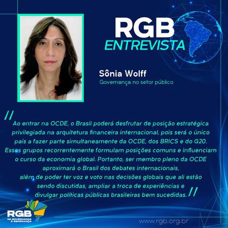 RGB Entrevista com Sônia Wolff