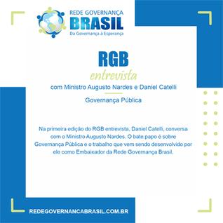 RGB Entrevista com Ministro Augusto Nardes e Daniel Catelli