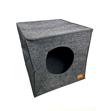 Stone Box Cat Cave
