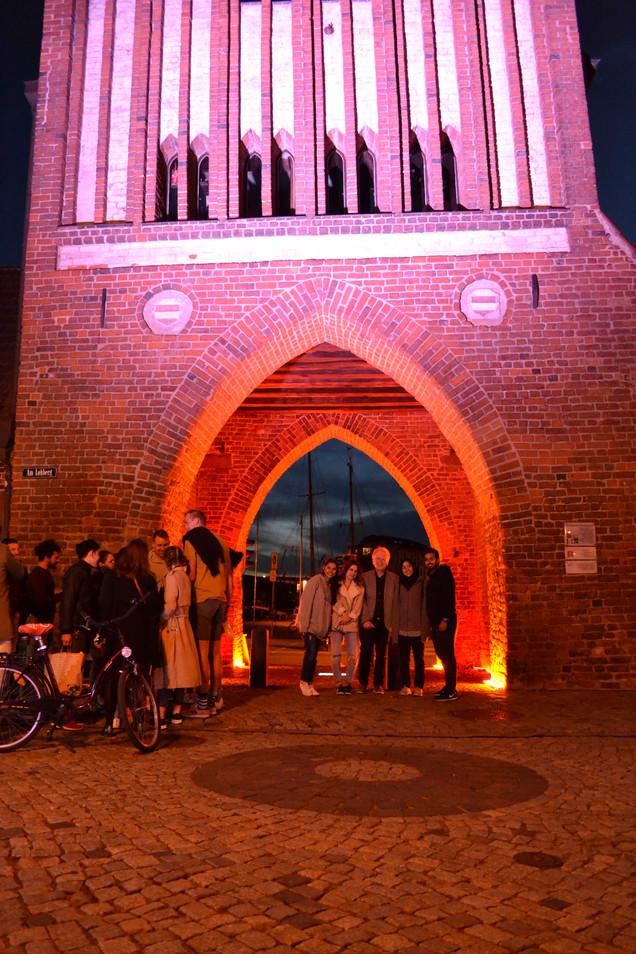 Wismar, Germany Lighting Workshop