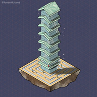 Multi-family tower