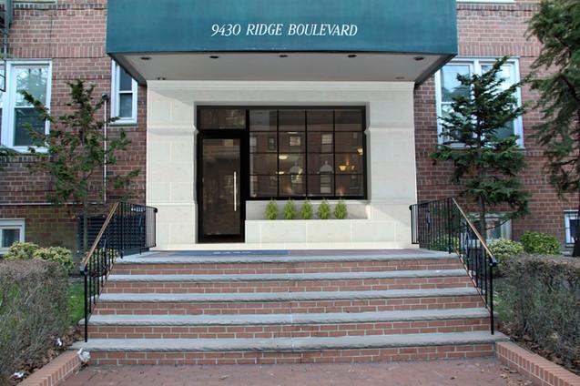 Front Entrance Design