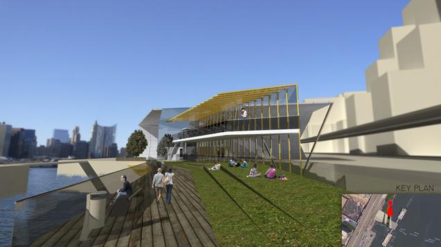Ferry Terminal Proposal