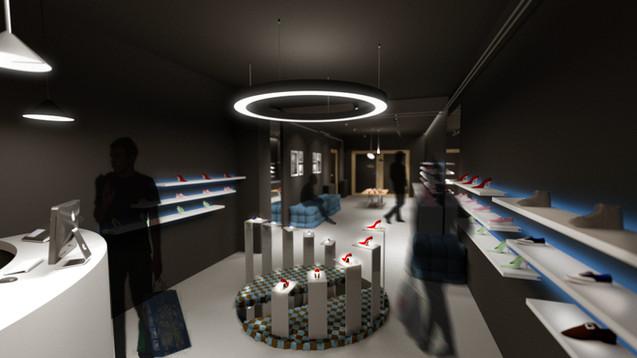Lighting for Retail