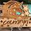 Thumbnail: Personalized Unicorn Name Plaque