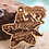 Thumbnail: Mermaid Kisses & Starfish Wishes Personalized Ornament