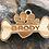 Thumbnail: Personalized Dog Bone Ornament