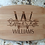 Thumbnail: Personalized Cutting/Cheese Boards
