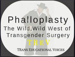 Phalloplasty - Flagship Bottom FTM Surgery - Wild Wild West Of Trans Surgeries
