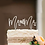 Thumbnail: Mr. & Mr. Wedding Cake Topper