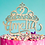 Thumbnail: Personalized Princess Birthday Cake Toppers