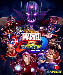 New Generation Pictures Marvel Capcom Infinite