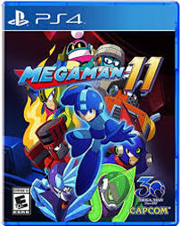 MegaMan 11 PS4.jpg