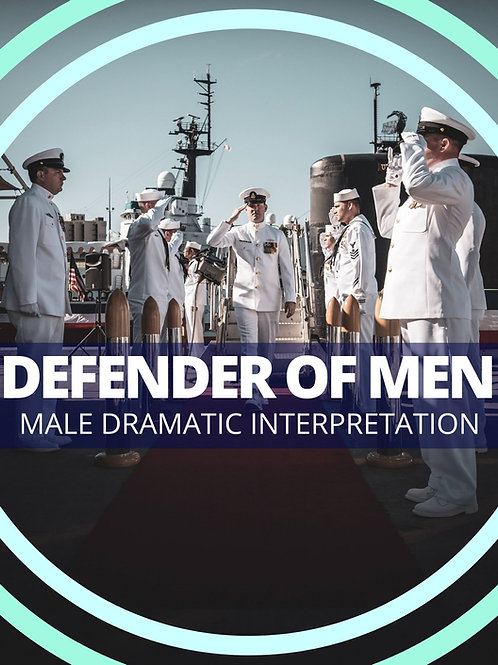 Male- Defender of Men