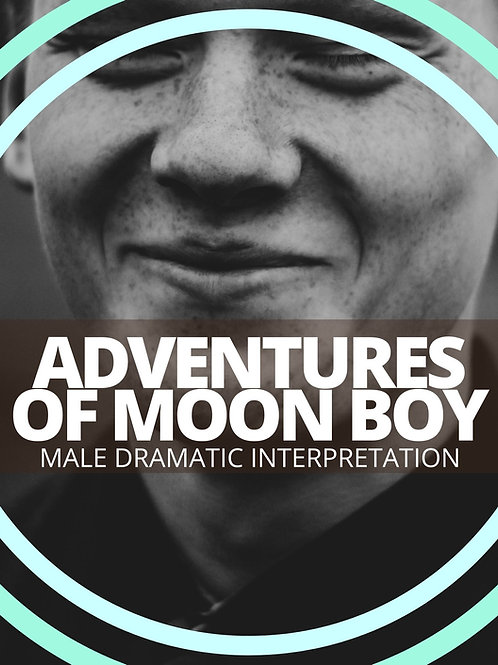 Male- Adventures of Moon Boy
