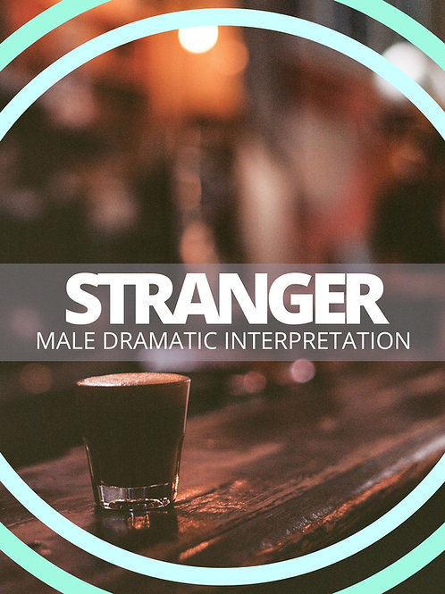Male- Stranger