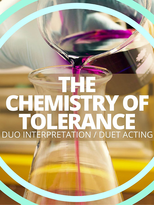 The Chemistry of Tolerance