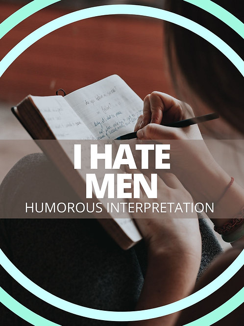 I Hate Men