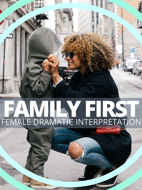 Female- Family First