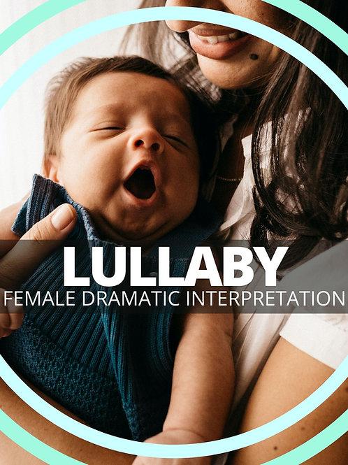 DI/ Lullaby