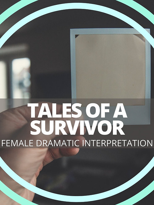Female- Tales of a Survivor