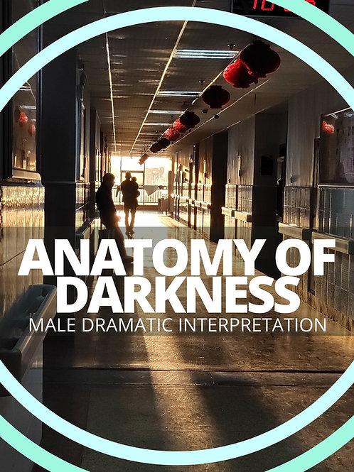 Male- Anatomy of Darkness