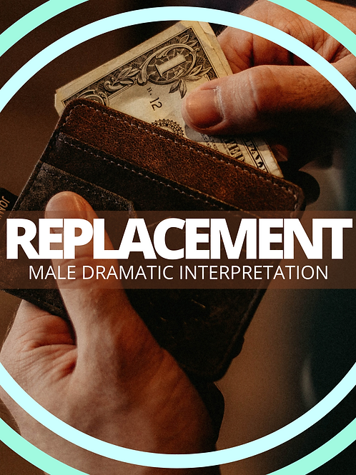 Male- Replacement