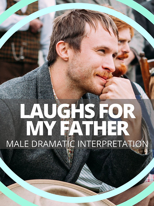 Male- Laughs For My Father