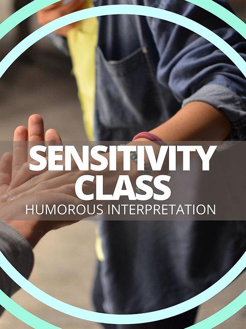 Sensitivity Class