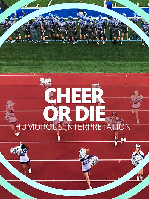Cheer Or Die