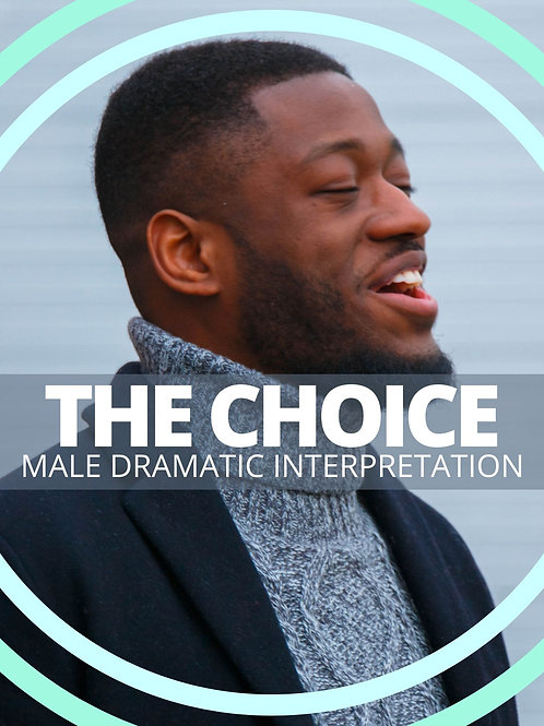 Male- The Choice