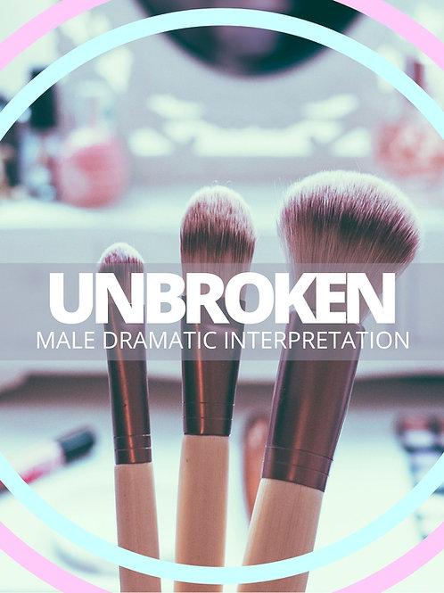 Male- Unbroken
