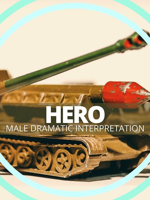 Male- Hero