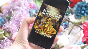 Alienation by S.E.Anderson