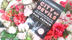 City of Devils by Paul French - Advanced Reader Copy