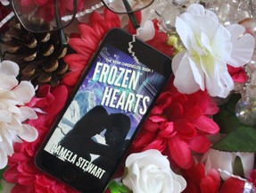 Frozen Hearts By Pamela Stewart