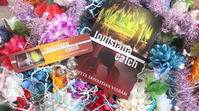 Louisiana Catch by Sweta Srivastava Vikram