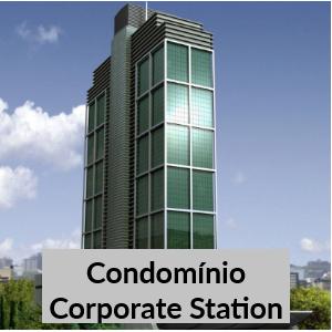 Condomínio Corporate Station